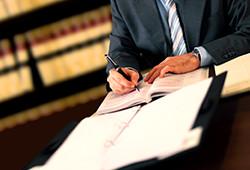 企業法務の写真